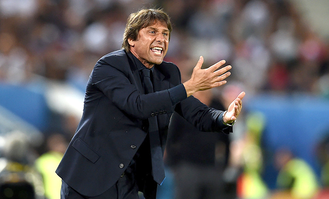 Antonio Conte: Hồi sinh Chelsea, như Italy?