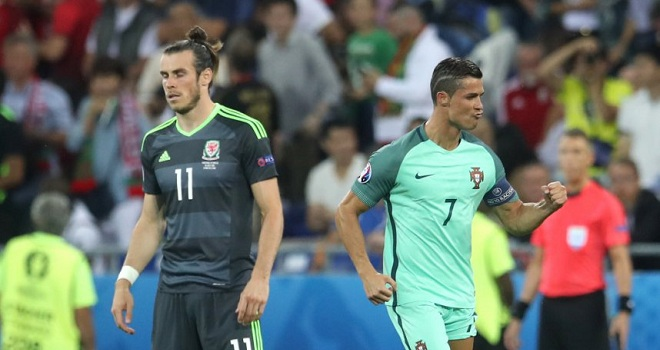 Gareth Bale ca ngợi Cristiano Ronaldo như một 'sát thủ sân cỏ'