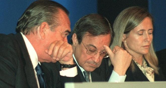 Quan tòa xử tù Messi từng là cộng sự của Chủ tịch Real Madrid