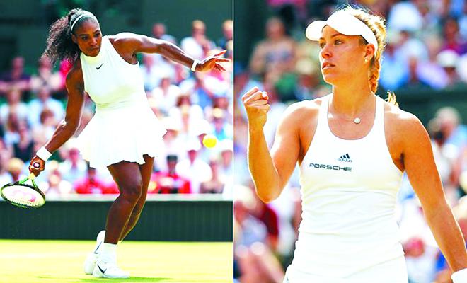 Wimbledon 2016 - Chung kết đơn nữ: Serena, kỷ lục, và thách thức mang tên Kerber