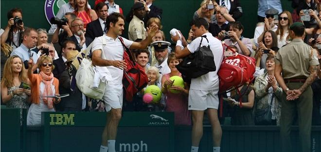 Federer: 'Thất bại khiến tôi tổn thương vì lẽ ra tôi đã có thể thắng'