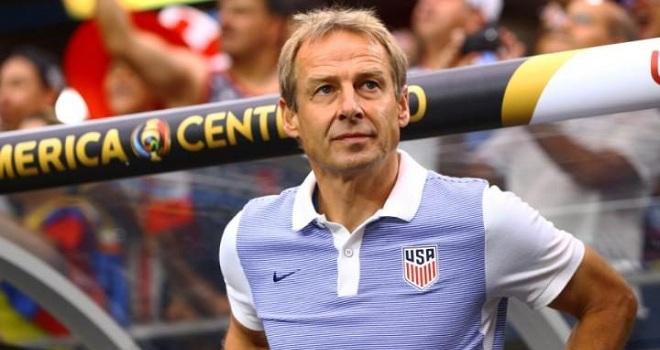 Jurgen Klinsmann đang đàm phán để dẫn dắt tuyển Anh