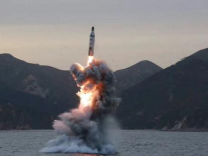 VIDEO: Hàn Quốc 'bắt quả tang' Triều Tiên phóng tên lửa đạn đạo từ tàu ngầm
