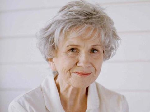 Nhà văn đoạt giải Nobel Alice Munro: Không già ở tuổi 85