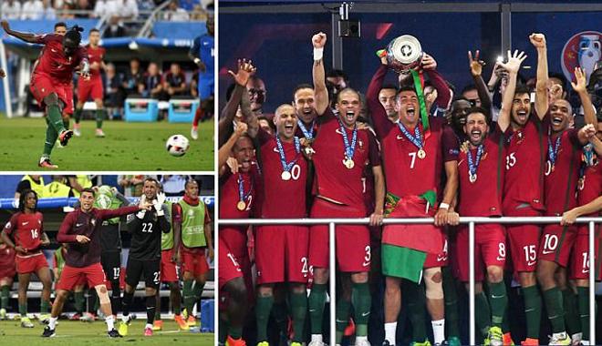 Tổng kết EURO 2016: Griezmann là Vua phá lưới, nhưng Ronaldo mới là nhà vô địch