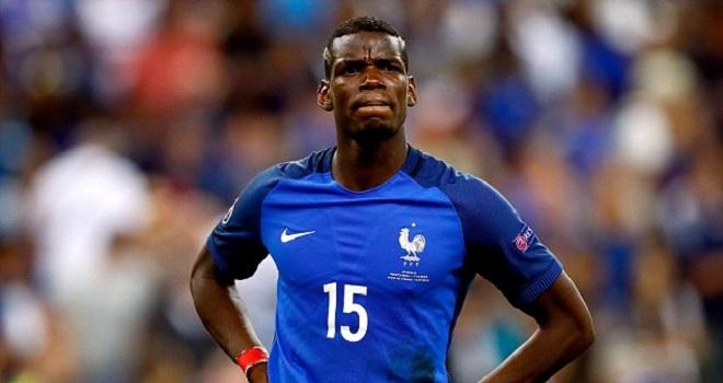 Juve dùng lương khủng để giữ chân Paul Pogba