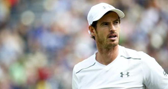 Tennis ngày 12/7: Murray giành quyền tham dự giải 'bát hùng'. Kittipong muốn đánh bại tuyển Việt Nam