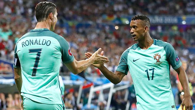 Hậu EURO 2016: Lần đầu tiên, Nani hay hơn Ronaldo