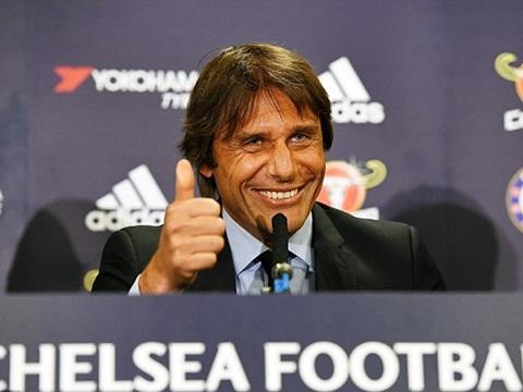 Conte họp báo ra mắt Chelsea: 'Tôi là công nhân và thích chiến thắng. Terry tiếp tục là thủ quân'
