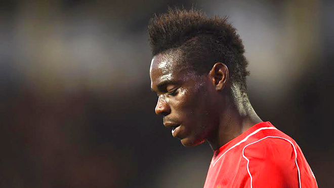 Bị Liverpool bỏ rơi, Balotelli vẫn quyết giành... Bóng Vàng
