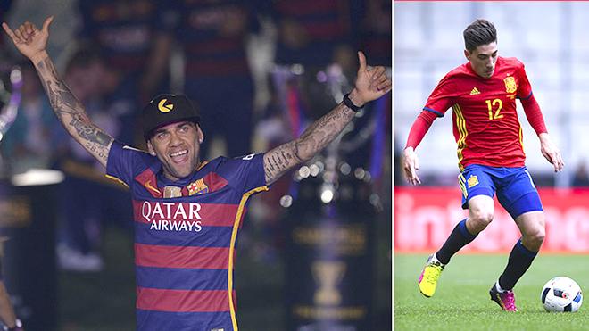Chuyển nhượng Barcelona: Tiễn Alves, nhưng không biết đón ai