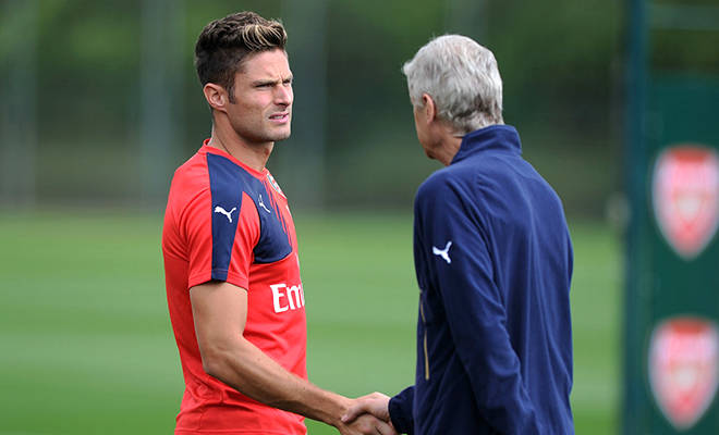 Chuyển nhượng Arsenal: Lại một mùa Hè không sắm tiền đạo?