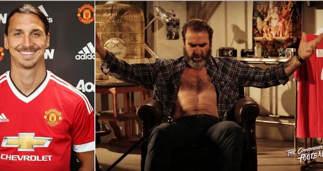 CẬP NHẬT tin tối 18/7: Ibra ĐÁP TRẢ 'tiền bối' Cantona. Ranieri tin Mourinho sẽ là Alex Ferguson mới
