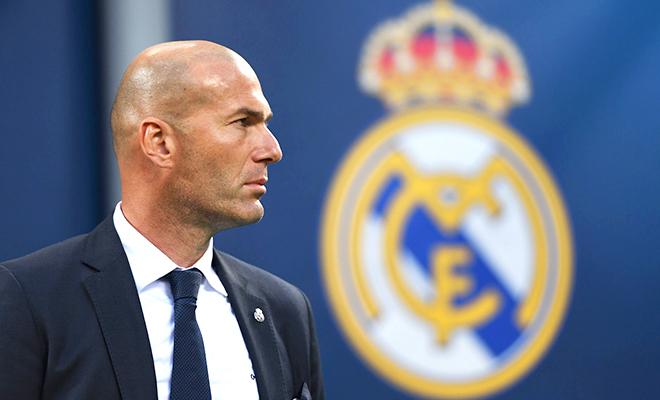 Real không cần mua sắm vì đã có Zidane