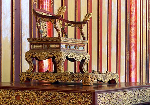 6 cổ vật và nhóm cổ vật thời Nguyễn được công nhận là bảo vật quốc gia