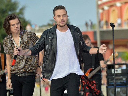 Liam Payne của One Direction tung album solo