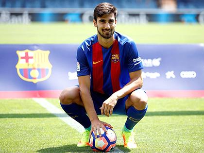 Tân binh Andre Gomes của Barcelona: Chuyện một kẻ từng bị ruồng bỏ