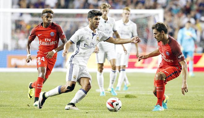 Zidane có đủ dũng cảm dùng Asensio?