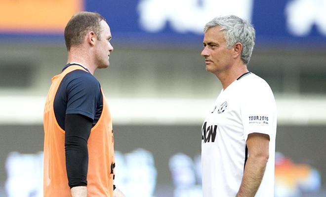 Man United: Rooney sẽ là vấn đề lớn nhất của Mourinho