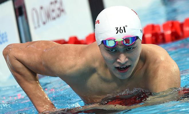 Niềm tự hào và nỗi hổ thẹn của bơi lội Trung Quốc