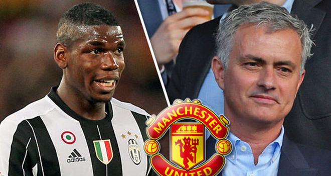 CHUYỂN NHƯỢNG 3/8: 'Tối hậu thư' của Mourinho đưa Pogba tới M.U. Wenger săn 'Người đặc biệt' của Atletico