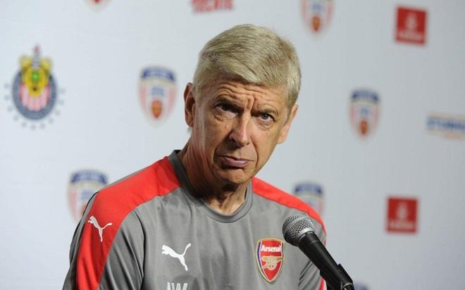 Nếu Wenger còn ở lại, Arsenal sẽ tiếp tục trắng tay