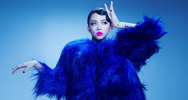 Tóc Tiên hâm nóng đêm nhạc EDM của Vietnam Idol