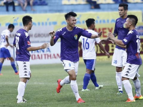 Hà Nội T&T 4-3 QNK Quảng Nam: Ai tha thiết với Cúp quốc gia?