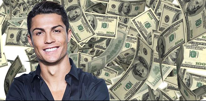 Real Madrid: Ronaldo sẽ giải nghệ trên núi tiền