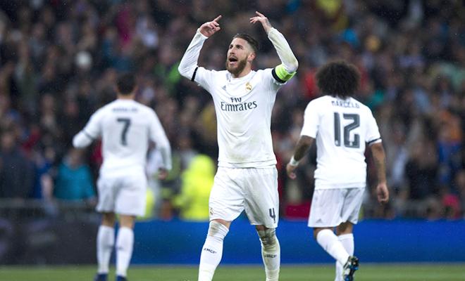 Sergio Ramos: Bệ đỡ thành công của Real Madrid