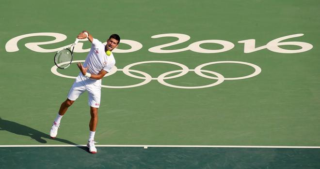 SỐC: Novak Djokovic thua ngay ở vòng 1 Olympic Rio