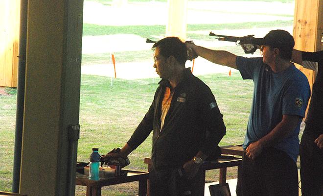 Hôm nay Hoàng Xuân Vinh thi 50m súng ngắn: Tự tin nhưng không ảo tưởng