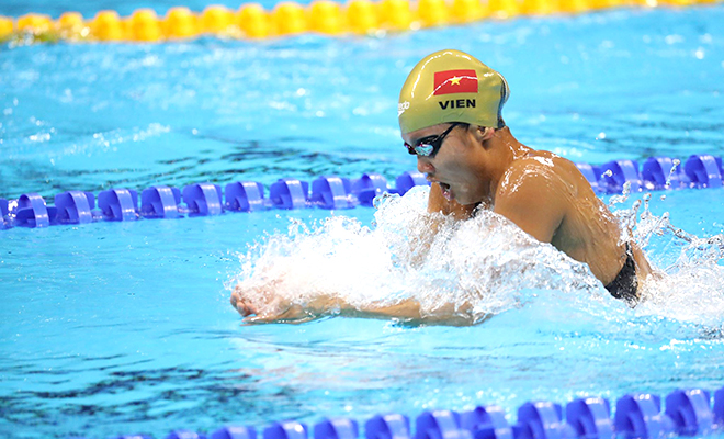 Olympic Rio 2016: Ánh Viên có thất vọng nhưng đã nỗ lực tột cùng