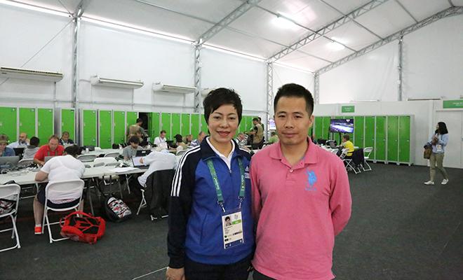 HLV Nguyễn Thị Nhung: '42 tuổi mới là đỉnh cao của Xuân Vinh'