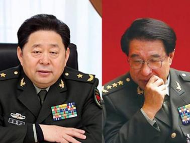 Tướng quân đội Trung Quốc dâng con gái cho thượng cấp làm tình nhân