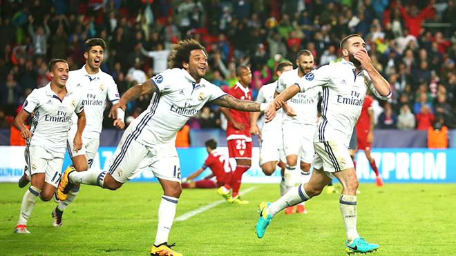 Real Madrid đã thay đổi rất nhiều