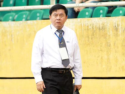 Trưởng Ban trọng tài Nguyễn Văn Mùi: 'Tôi bình thản đón nhận tất cả'