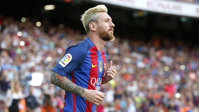 Hàng công Barcelona: Một Messi đầy cảm hứng đã trở lại