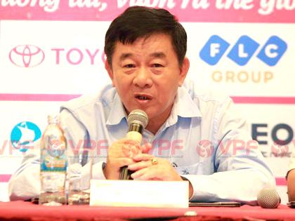 Trưởng Ban trọng tài VFF Nguyễn Văn Mùi: 'Lá phiếu đã nói lên tất cả'