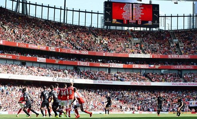 Liverpool thắng kịch tính Arsenal: Trong niềm cảm hứng Coutinho
