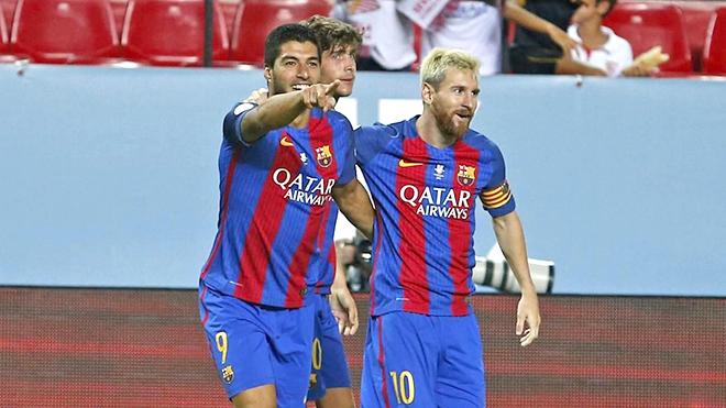 04h00 ngày 18/8, Barcelona - Sevilla (lượt đi 2-0): Tương lai của Barca là các lão tướng?