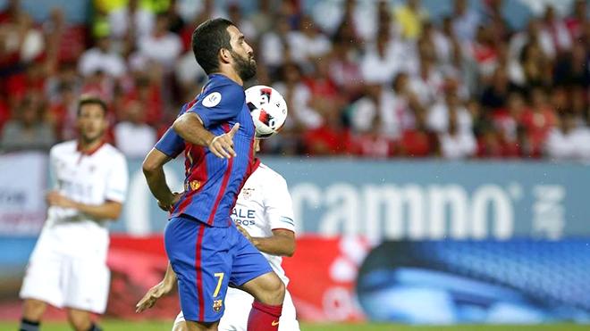 Luôn có chỗ cho Turan ở Camp Nou