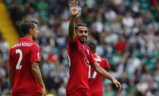 Cộng đồng mạng: Mahrez CƯỜI NHẠO Arsenal. Wenger thật KHỐN KHỔ!