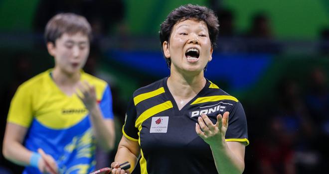 Bóng bàn Trung Quốc đã thống trị thế giới và Olympic như thế nào?
