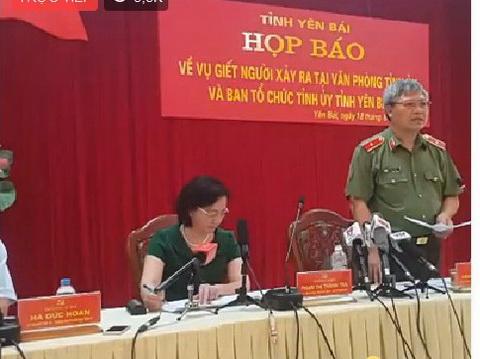CẬP NHẬT vụ bắn Bí thư, Chủ tịch HĐND Yên Bái: Đỗ Cường Minh đã tử vong. Không khởi tố vụ án