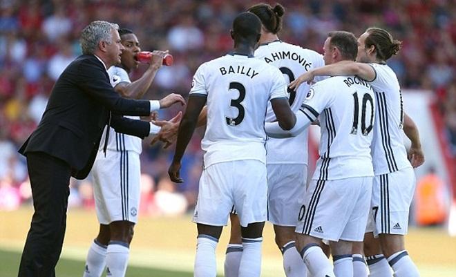 Mourinho được tất cả cầu thủ Man United yêu mến sau 3 sự thay đổi