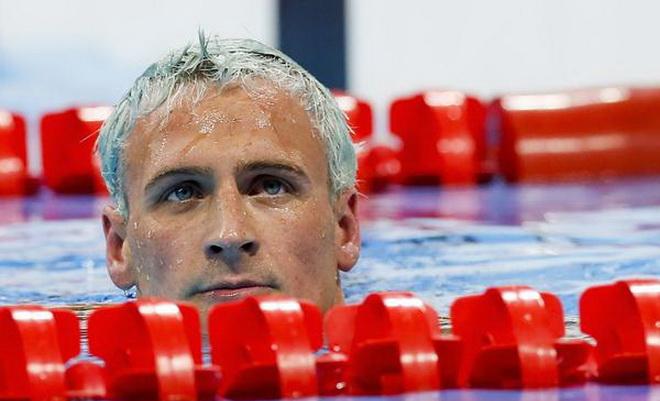 SỐC: Kình ngư Mỹ đã bịa đặt ra vụ cướp gây chấn động Olympic Rio