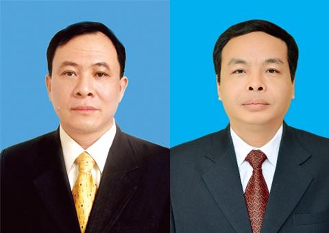 Thông tin chính thức về tang lễ Bí thư và Chủ tịch HĐND tỉnh Yên Bái