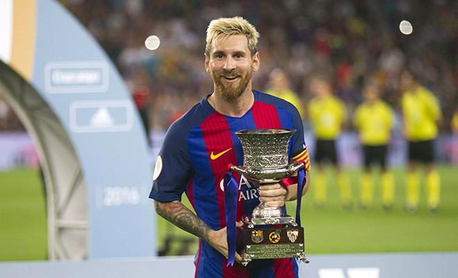 Barca giành Siêu Cúp Tây Ban Nha: Leo Messi, bản chất của bóng đá