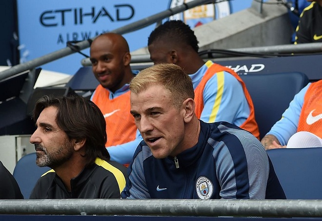 Pep Guardiola: 'Joe Hart cứ việc rời Man City nếu muốn'